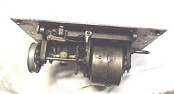 Columbia Model At Cylinder Phonograph Bed Plate And Motor