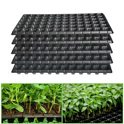 Seed Starter Germination Station Complete Kit W/ Dome 72 Cell Tray And Growing