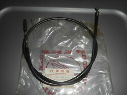 Nos Honda Cr250 Cr250m Elsinore 1973-1976 Oem Factory Clutch Cable 22870-357-000