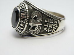 @ Silver 925 , 82nd Airborne Ring , America's Guard Honor , Army Ring,size 14
