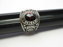 @ Silver 925 , 82nd Airborne Ring , Americas Guard , Army Ring , Us Size 11.5