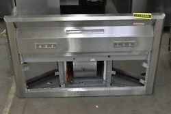 Thermador Hmcb36ws 36 Stainless Wall Chimney Range Hood Nob 114695