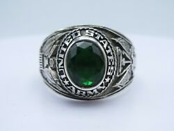 @ Silver 925 Ring Us Army Ring United States Army Ring Us Size 10
