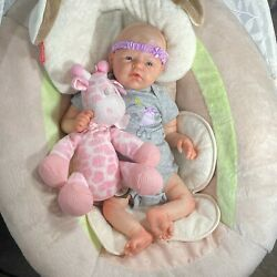 Reborn Baby Girl Lillianna By Emily Jameson Sold Out Limited Edition