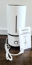 Raydrop Cylinder Shape Ultrasonic Cool Mist Humidifier For Model Kc Rd03