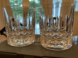 Waterford Crystal Eclipse Double Old Fashioned Nocturne Collection - Set Of 2
