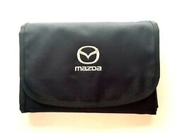 2021 Mazda Mx-5 Owners Manual Set With Oem Case In Excellent Condition