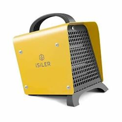 1500w Ceramic Space Heater With Adjustable Thermostat Tip For Home/ Office