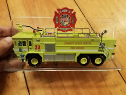 Code 3 Collectibles Kennedy Space Center Fire Rescue