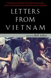 Letters From Vietnam Voices Of War, Paperback By Adler, Bill Edt, Brand N...