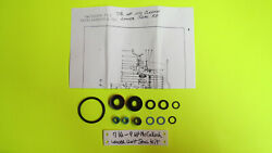 Mcculloch 6 Hp 7 1/2 Hp Outboard Weedless Lower Unit Seal Kit