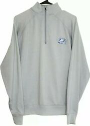 Footjoy Mens Quarter Zip Long Sleeve Pullover Size Small Georgia Southern