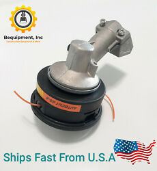 Gear Box Head For Stihl Fs80 Fs85r Fs90 Fs100r Fs120 Fs200 Fs250 Fr350 Trimmers
