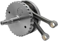 Sands Cycle 3-piece Flywheel For 124ci. Sands Twin Cam - 4-5/8in. Stroke - 3200464