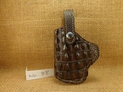 1911 Holster Alligator Real Leather Hand Made