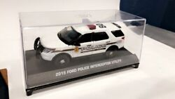 1/43 Custom Montgomery County Maryland Police 2015 Ford Die Cast