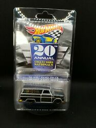 2020 Hot Wheels 20th Annual Collectors Nationals Dinner Car '64 Gmc Panel Truck