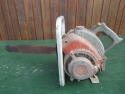 Vintage Remington Chainsaw Chain Saw With 16 Bar