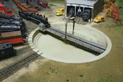 Walthers 933-2860 - Turntable Motorised 90' Dc/dcc Ho Scale
