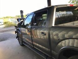 Driver Rear Side Door Crew Cab Power Window Fits 15-18 Ford F150 Pickup