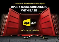Shipping Container Safety Trucker Tool - 20 Pack