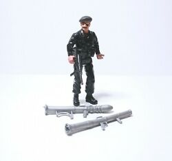 1980s Dc Comics Remco Sgt Rock The Bad Guys Action Figure Loose With Accessories