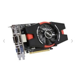 Asus Nvidia Geforce Gt 640 - 2gb Ddr3 Sdram Pci Express 3 Pc Graphics Card