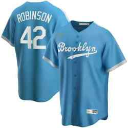 Nike Mlb Brooklyn Dodgers Jackie Robinson Size Xxl Jersey Cooperstown Collection