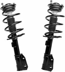 Front Struts Rear Shocks Sway Bars For Chevy Traverse Buick Enclave Gmc Acadia