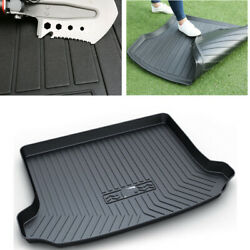 All Weather Suv Car Rear Trunk Floor Mat Cargo Boot Liner For Vw Tiguan 12-16 Aa