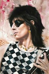 Stickmanandnbspstole Many A Manand039s Soul To Waste - Ronnie Wood