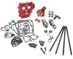 Feuling Race Series Camchest Kit One Pc Pushrod Chain Reaper 574 Harley Tc 07-17