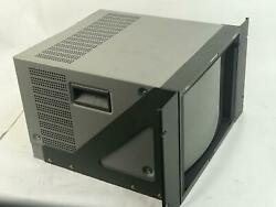 Vintage Sony Pvm-14l5 14-inch Crt Color Monitor - Tested And Working