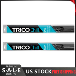 222pcs Wiper Blades Front Left Driver Side For Jeep,compass Anco Winter/30-22
