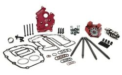 Feuling Race Series Camchest Kit Short Lifter Chain Reaper 538 Harley Oil M8 17-