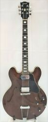Greco Sa-550wa Made In Japan 1973-1975 Vintage Hollow Electric Guitar, S1724