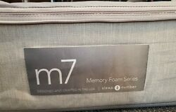 Sleep Number Select Comfort Xl Twin Or 1/2 King M7 Mattress - Fabric Cover Only