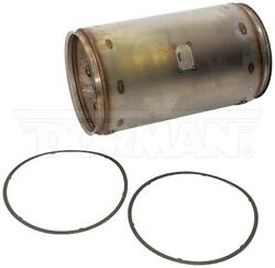 Dorman - Hd Solutions Hd Diesel Particulate Filter - Not For Sale - Ca 674-2017