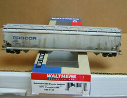 Walthers 932-7157 Ho Procor Unpx 4-bay Covered Hopper 123989