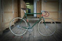 Vintage Claud Butler Olympic Sprint 1951 Bicycle Rare And Stunning 531 Eroica