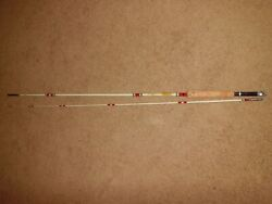 Vintage Shakespeare Wonderod Standard Taper No. Fy-a120 Fly 7'9 Rod Made In Usa