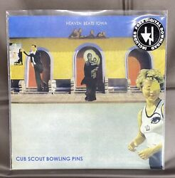 Cub Scout Bowling Pins - Heaven Beats Iowa 7 Vinyl Single New Guided By Voices