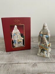 Lenox Nativity First Blessing Rug Seller 1st Quality In Box
