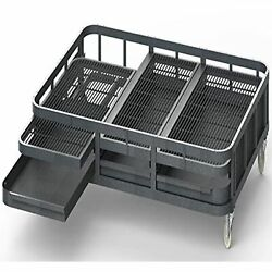 Base For Wi6262 Easy Glide Wheel Slide Trays And Grates