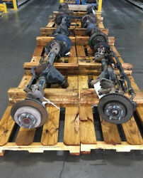 16-18 Dodge Ram 3500 Front Axle Assembly 4.10 Ratio 122k Oem Lkq