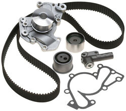 Engine Timing Belt Kit With Water Pump Acdelco Tckwp315