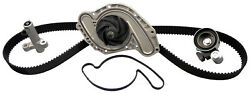 Engine Timing Belt Kit With Water Pump Acdelco Tckwp295d