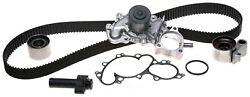 Engine Timing Belt Kit With Water Pump Acdelco Tckwp271b