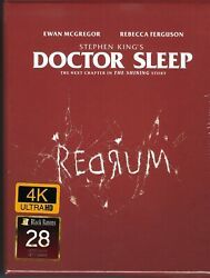 Doctor Seep Black Barons Exclusive #28 Limited Edition SteelBook Box Set Czech