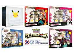 Pokemon Celebrations Ultimate Trainer Kit Elite Trainer + Collection And Pin Boxes